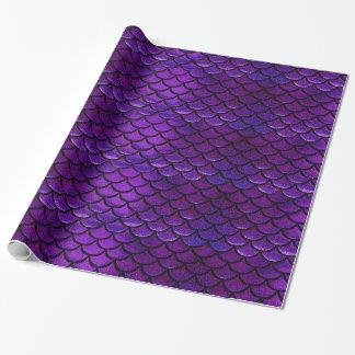 Falln Purple & Blue Mermaid Scales