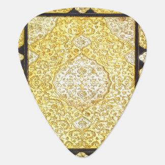 Falln Sacred Gold Plectrum