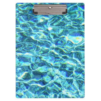 Falln Shimmering Water Clipboard