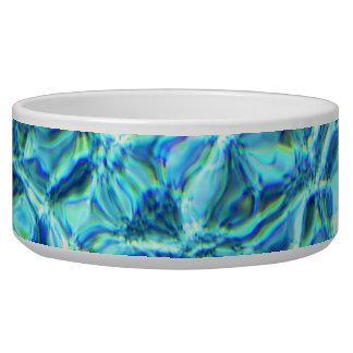 Falln Shimmering Water Dog Water Bowl