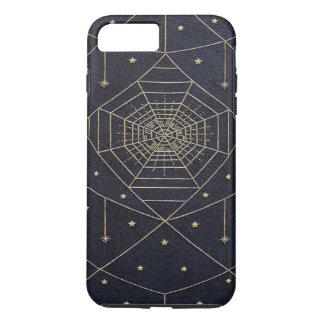Falln Spider Silk Stars Book iPhone 7 Plus Case