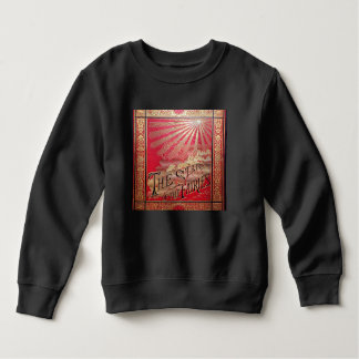 Falln The Star of the Fairies Book Cover Sweatshirt