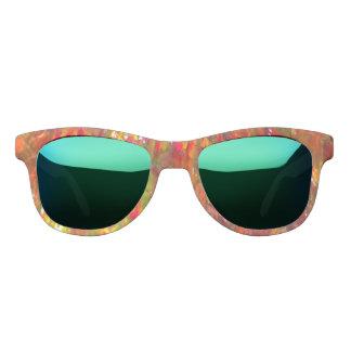 Falln Tropical Sunset Ammolite Sunglasses