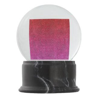 Falln Valentine Glitter Gradient Snow Globes