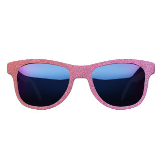 Falln Valentine Glitter Gradient Sunglasses