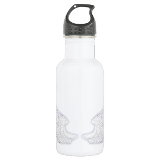 Falln White Angel Wings 532 Ml Water Bottle