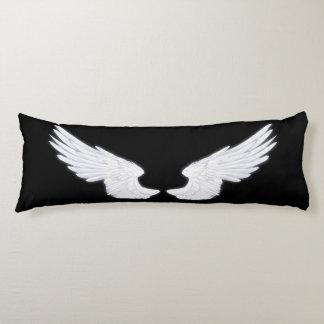 Falln White Angel Wings Body Cushion