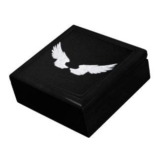 Falln White Angel Wings Gift Box