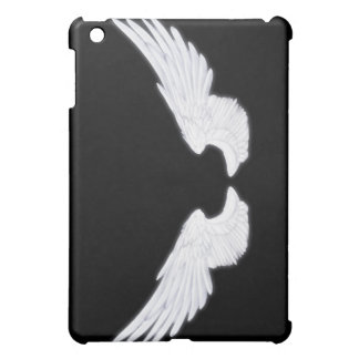 Falln White Angel Wings iPad Mini Covers