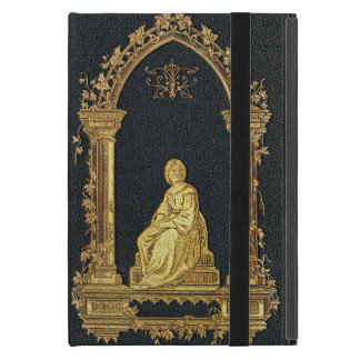 Falln Woman in Gold Book Cover Cover For iPad Mini