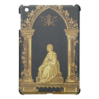 Falln Woman in Gold Book Cover iPad Mini Case