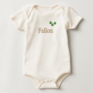 Fallon Irish Name Baby Bodysuit