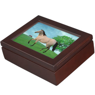 """Fallon's Meadow"" Keepsake Box"