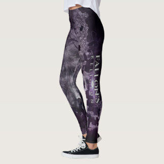 Fallon's Religion Band Leggings