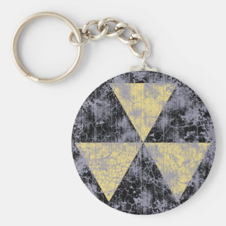 Fallout Shelter-cl-dist Keychain
