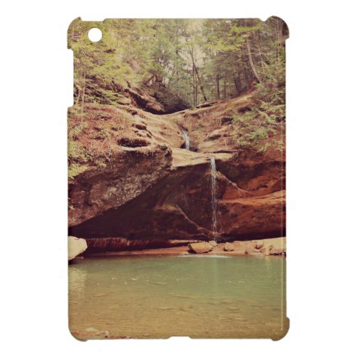 Falls in the Forest Case For The iPad Mini