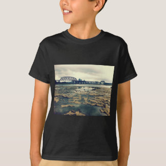 Falls of the Ohio Fossil Beds at Dusk T-Shirt