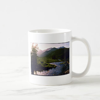 Falls River - Rocky Mountain National Park Coffee Mugs
