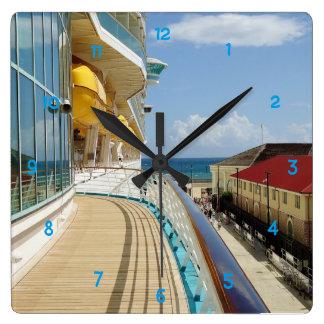 Falmouth Jamaica Dockside Clocks