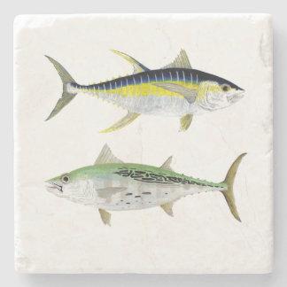 False Albacore & Yellowfin Tuna Coaster
