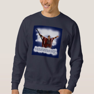 False Christ (Obama) Sweatshirt
