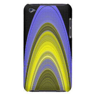 False-color image of Saturn's rings iPod Touch Cover