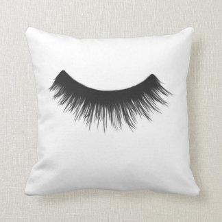 False Eyelash - Pillow Cushions