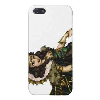 False Queen Case For The iPhone 5