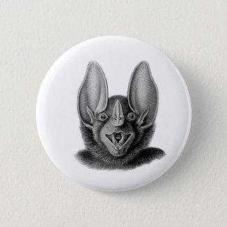 False Vampire Bat 6 Cm Round Badge