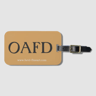 fambly luggage tags oafd