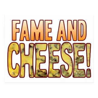 Fame Blue Cheese Postcard