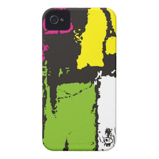 FAME Colours iPhone 4 Cover