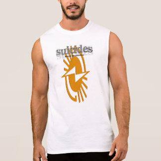 """Famed Hawaii Surf Spot """"Suicides"""" Sleeveless T Sleeveless Shirt"""