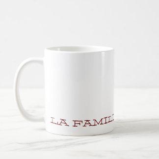 Familia, LA FAMILIA Coffee Mug