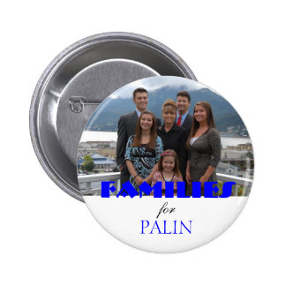 Families for Palin 6 Cm Round Badge