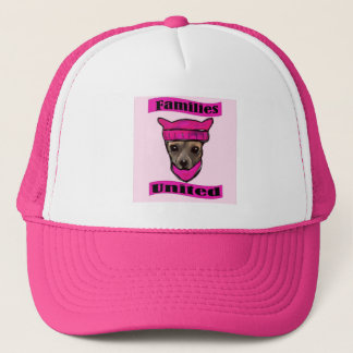 FAMILIES UNITED TRUCKER HAT