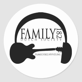 Family182 stickers