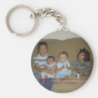 family 011, You're the best Papaw! Love,MariMor... Key Ring