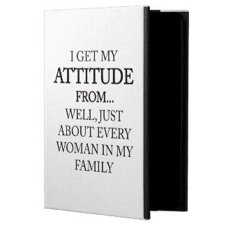 Family Attitude Powis iPad Air 2 Case