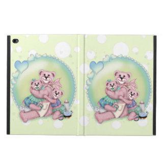 FAMILY BEAR  iPad Case 2