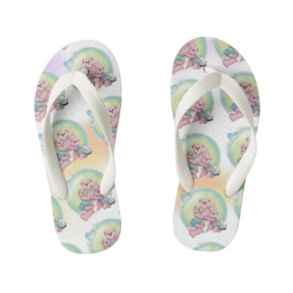 FAMILY BEAR LOVE  Flip Flops Kids  Toddler Thongs