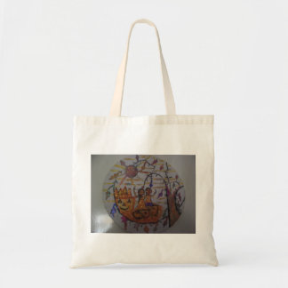 family circle,halloween,by mandy ashby,bag