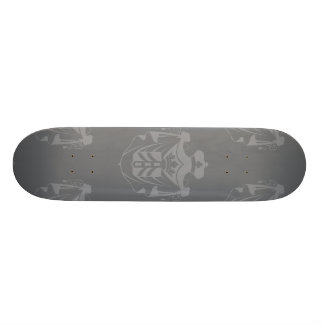 Family Crest Grey Skateboard Decks