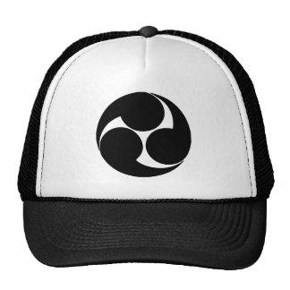 Family crest Japanese Cap