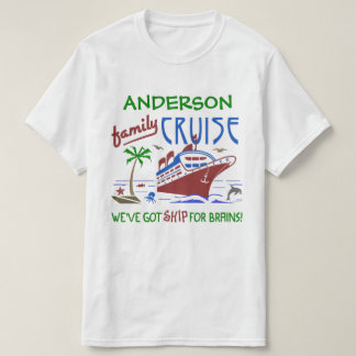Family cruise t shirts t shirt printing for Custom t shirts international shipping