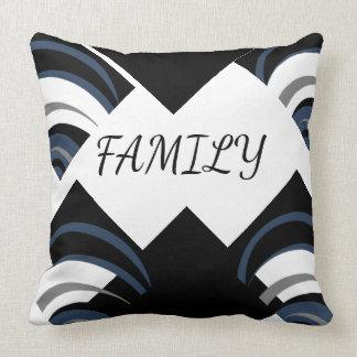 FAMILY DESIGN CUSHION