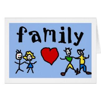 Family Humor Card