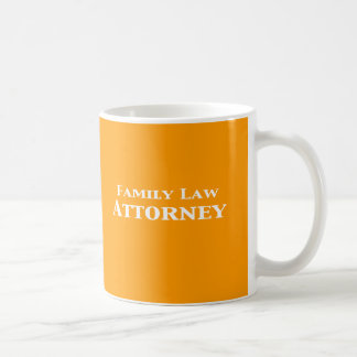 Family Law Attorney Gifts Coffee Mugs