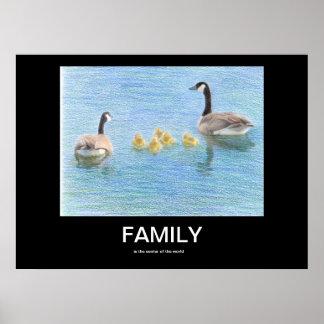 Family Motivational Poster