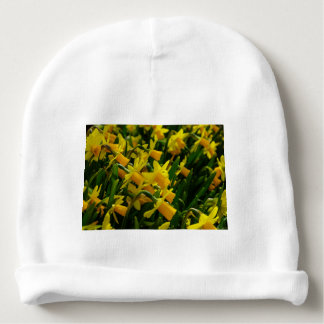 Family Of Daffodils Baby Beanie
